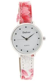 32e73622d429 Reloj Dufour Dama Nuevos - Joyas y Relojes en Mercado Libre Argentina
