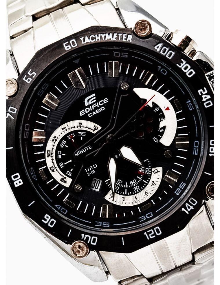 423adeee8803 Reloj Edifice Casio+calidad Aa+en Acero -   59.000 en Mercado Libre