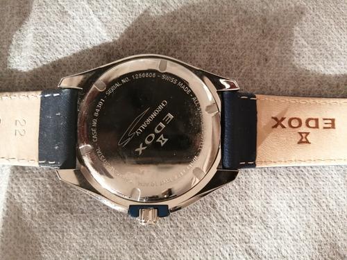 reloj edox chronorally-s