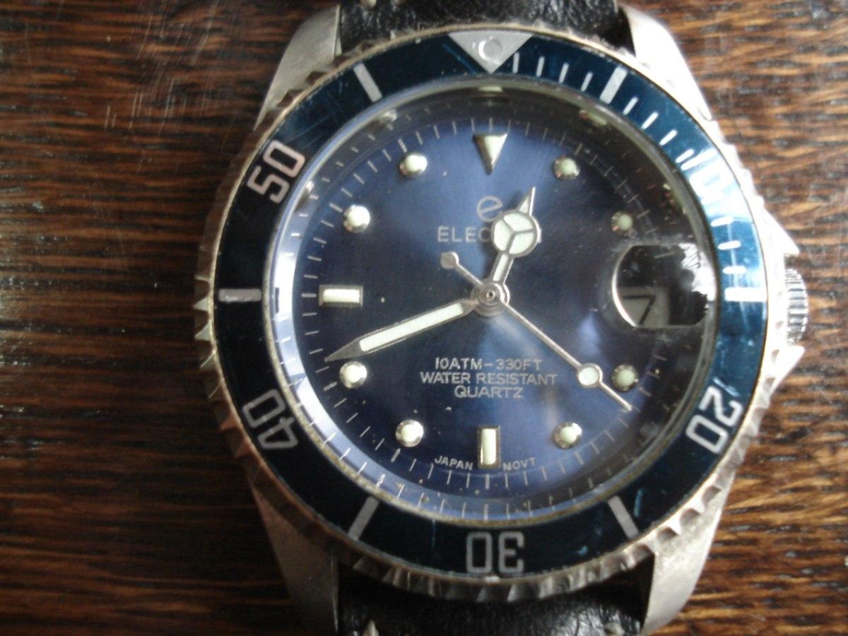 60418f3bd0d4 reloj election submarine junior. Cargando zoom.