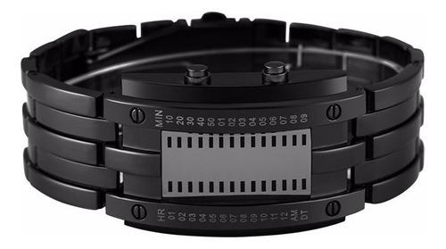reloj electronico hombre binario ce-1133 negro 20cm