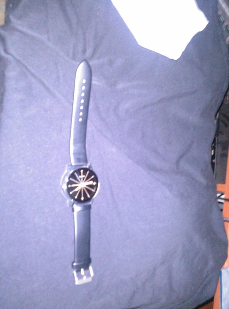 e44f0bcdcfda reloj elegante caballero de vestir moda semicuero calidad. Cargando zoom.