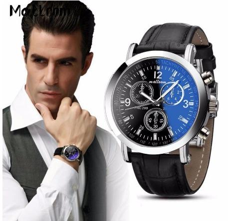 037215fefb7f Reloj Elegante Hombre De Negocios Malloom -   19.900 en Mercado Libre