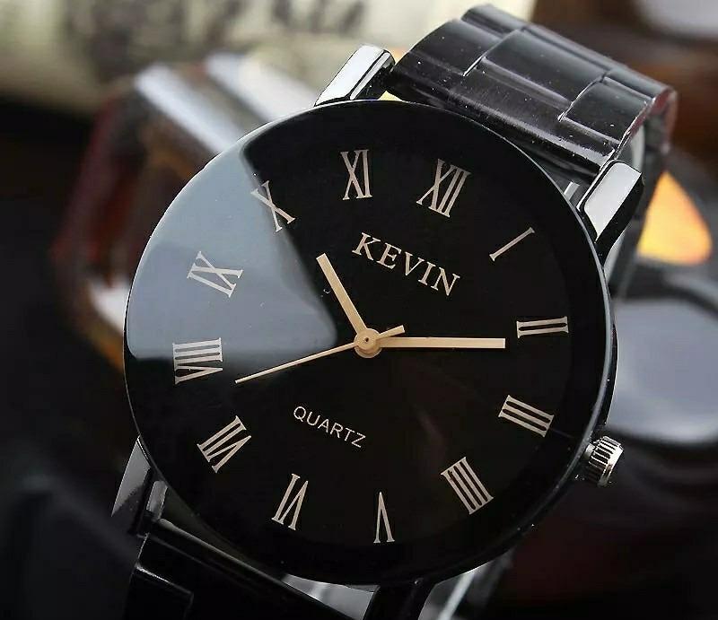 c4790e517df9 Reloj Elegante Negro Original Kevin Envío Gratis -   249.00 en ...