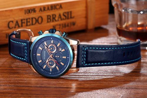 reloj elegante ochstin mod. 065 cronógrafo
