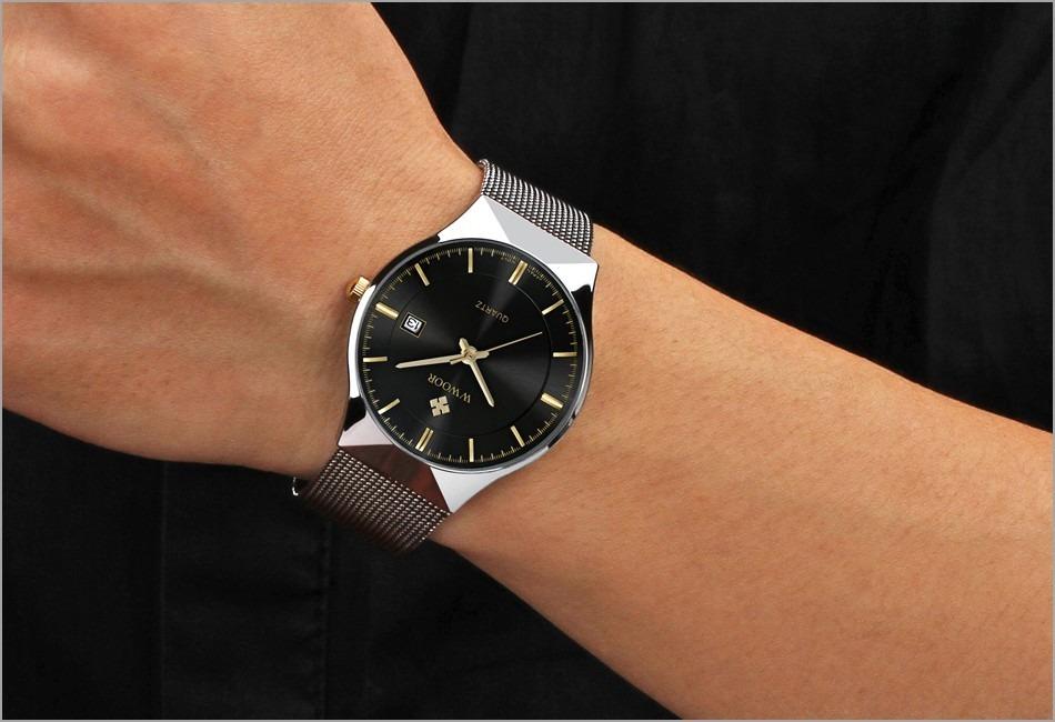el más nuevo 46564 120ff Reloj Elegante Para Hombre - Reloj De Lujo Hombre