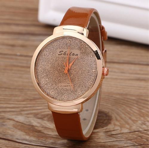reloj  elegante para mujer shelon