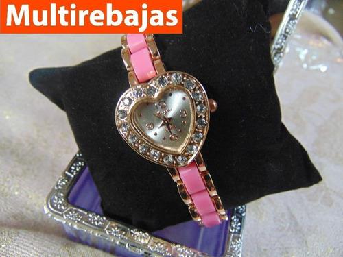 reloj elegante torre eiffel para mujer ***oferta 2017