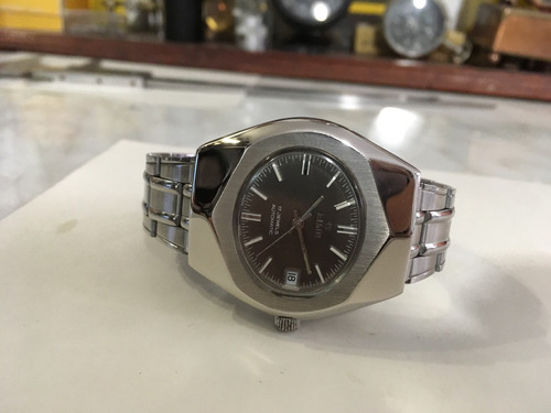 reloj elgin automatico vintage