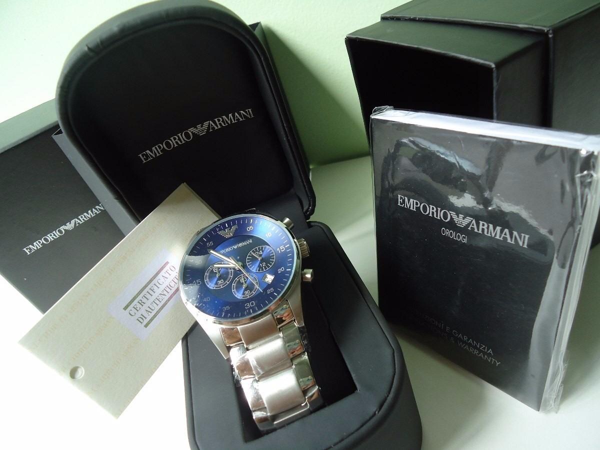 86360670754 Reloj Emporio Armani Ar5860 -   110.000 en Mercado Libre