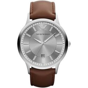 81608aad6e6f Reloj Armani Plata - Joyas y Relojes en Mercado Libre México