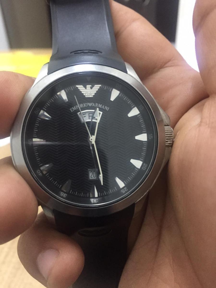 99c213c152e9 Increible Reloj Emporio Armani A Super Precio -   1