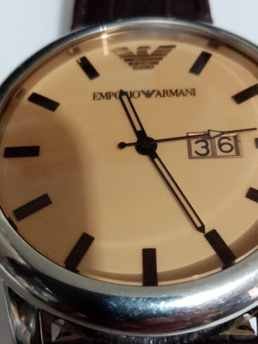 reloj emporio armani, ar-0429
