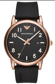c2198eeb5347 Reloj Emporio Armani Extensible Caucho - Relojes en Mercado Libre México