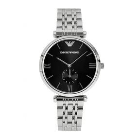8de436eb9ecd Reloj Emporio Armani Ar0350 De Hombre Color Plata Hermoso - Joyas y Relojes  en Mercado Libre México