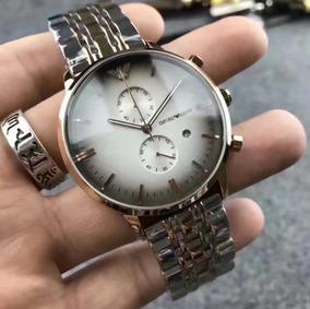 bf0ee9139fc2 Venta De Reloj Pulse Relojes Masculinos - Relojes Pulsera Armani en ...