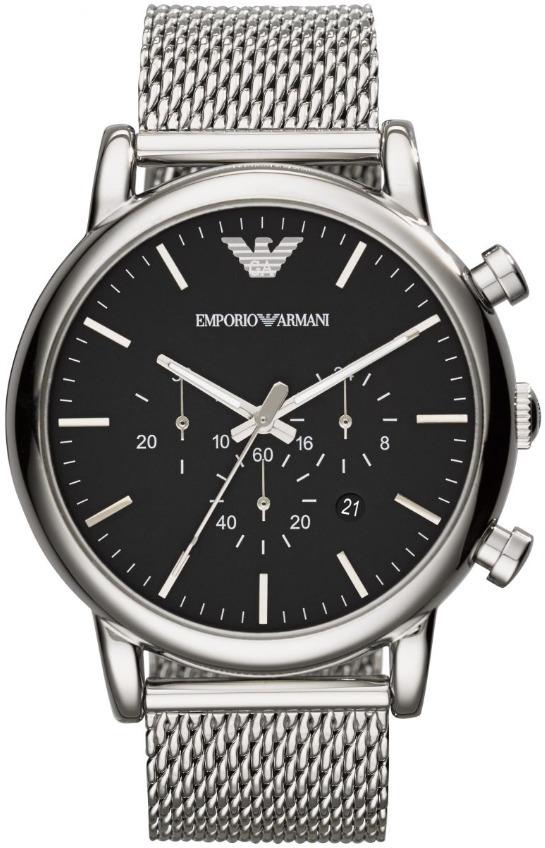 a12fdf046419 reloj emporio armani ar1808 - 100% nuevo en caja. Cargando zoom.