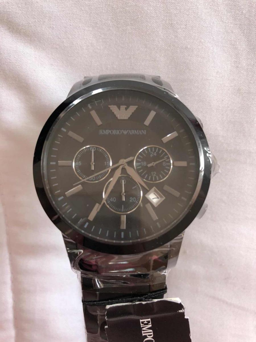 a55458b1dc88 reloj emporio armani ar2453 original y nuevo. Cargando zoom.