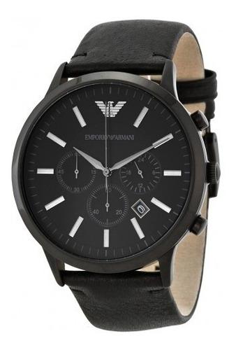 reloj emporio armani ar2461 nuevo original en caja
