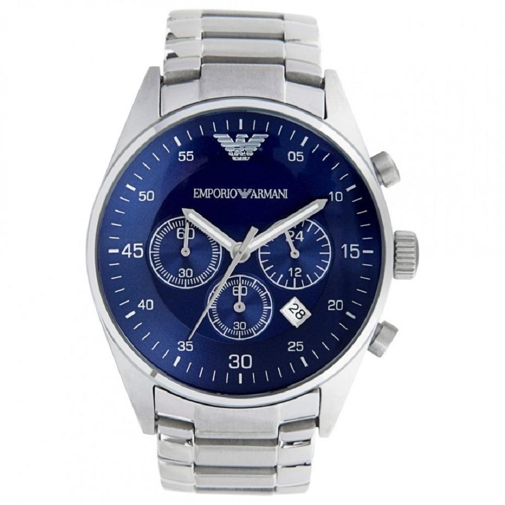 cfa0eec779b reloj emporio armani ar5860 azul sellado nuevo en caja. Cargando zoom.