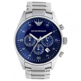 5161216fb5ec Estuche Para Reloj Azul Nuevo Relojes Armani - Joyas y Relojes en Mercado  Libre Perú