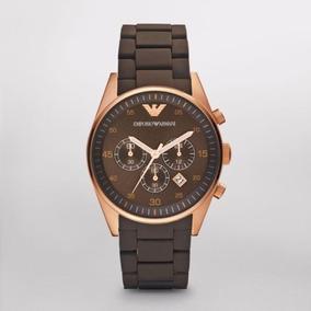fbc7056e55a9 Reloj Emporio Armani Ar5890 De Cuarzo Con Esfera Marro