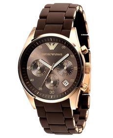 6afcb7dc3852 Reloj Emporio Armani Ar 5858 Relojes Masculinos - Joyas y Relojes en  Mercado Libre Perú