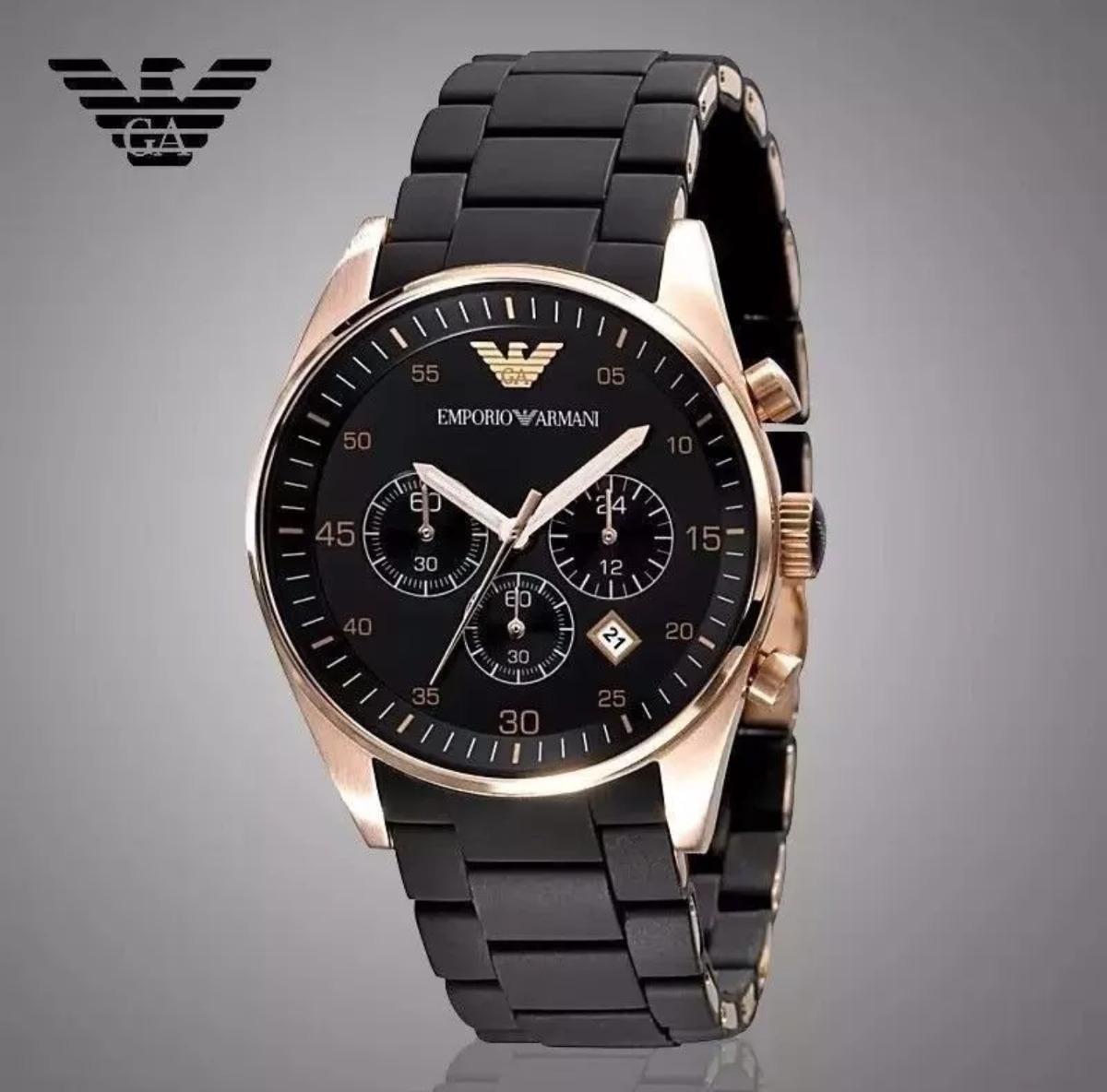 b3685b7783da reloj emporio armani ar5905 caballero de lujo autentico. Cargando zoom.