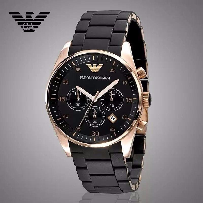73f3d18a3c1 reloj emporio armani ar5905 original nuevo sellado. Cargando zoom.