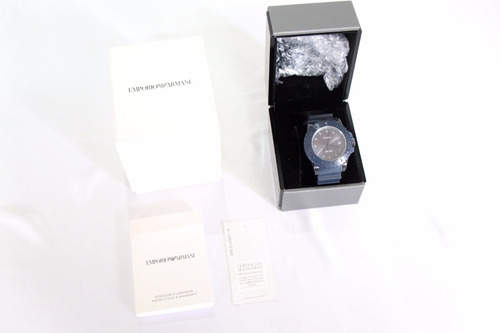 reloj emporio armani ar6083 ea7 sportivo envío gratis!