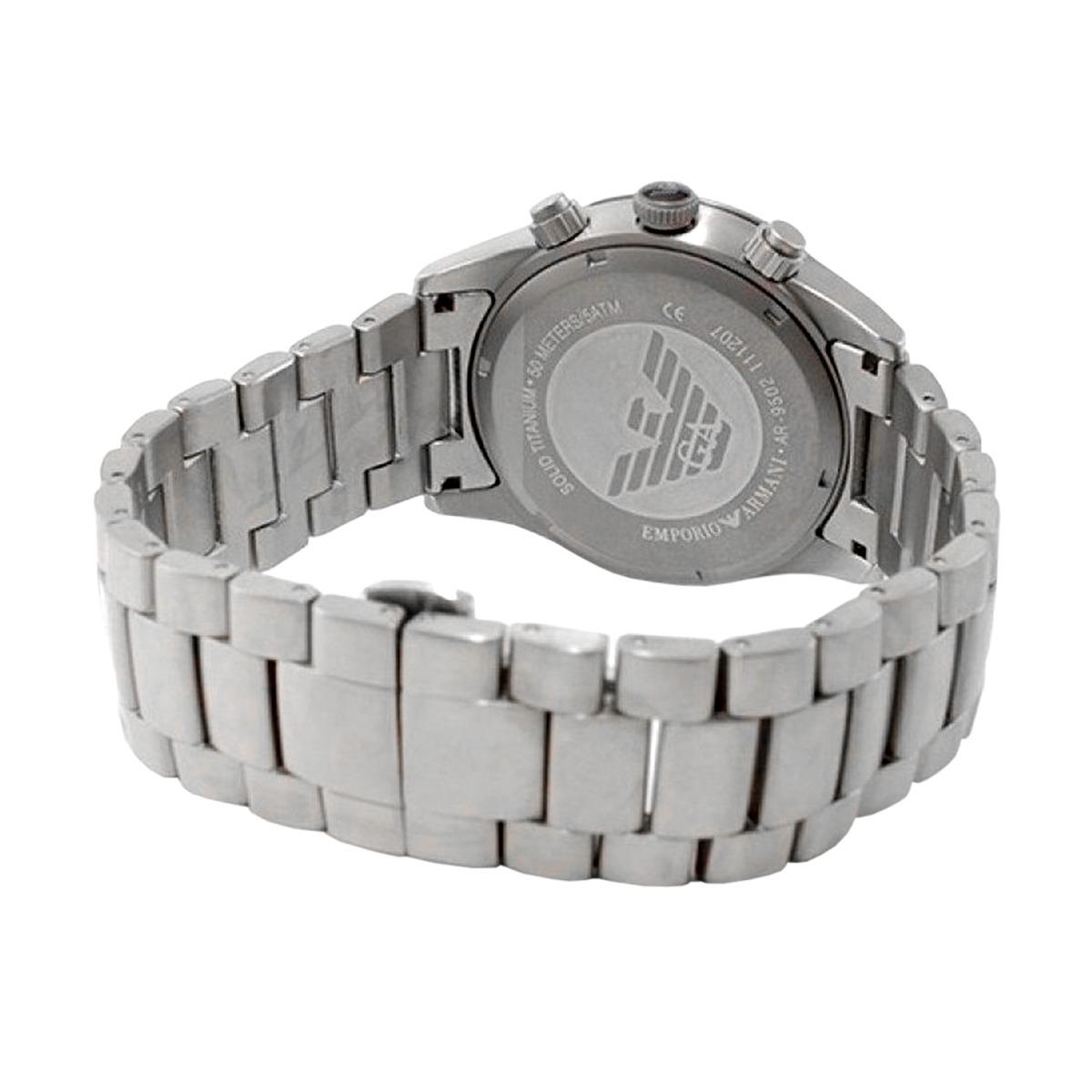 44dd834e8a85 reloj emporio armani ar9502 para hombre nuevo original. Cargando zoom.