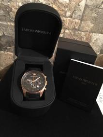 ae310a293d16 Reloj Dorado - Reloj para Hombre Emporio Armani en Mercado Libre México