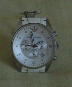 1959eddcbd31 Reloj Emporio Armani Extensible Caucho - Relojes en Mercado Libre México