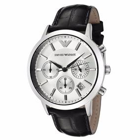 ac1326d94ae8 Relojes Emporio Armani La Maquina Clasico - Reloj de Pulsera en Mercado  Libre México