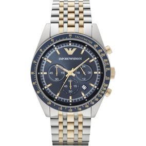 c016d000b0ba Reloj Para Hombre Emporio Armani Ar0156 Pm0 - Reloj de Pulsera en ...