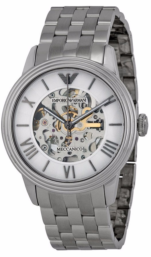 f98afff029e reloj emporio armani meccanico esqueleto automático ar4672. Cargando zoom.