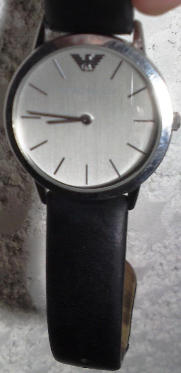 dcecef89764d Reloj Emporio Armani Mod. Ar 2000 Clásico, Original! Jbr - $ 1,750.00