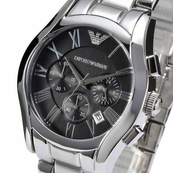 c2b31ba8c6b8 Reloj Emporio Armani Modelo Ar0673 Acero Inoxidable -   3