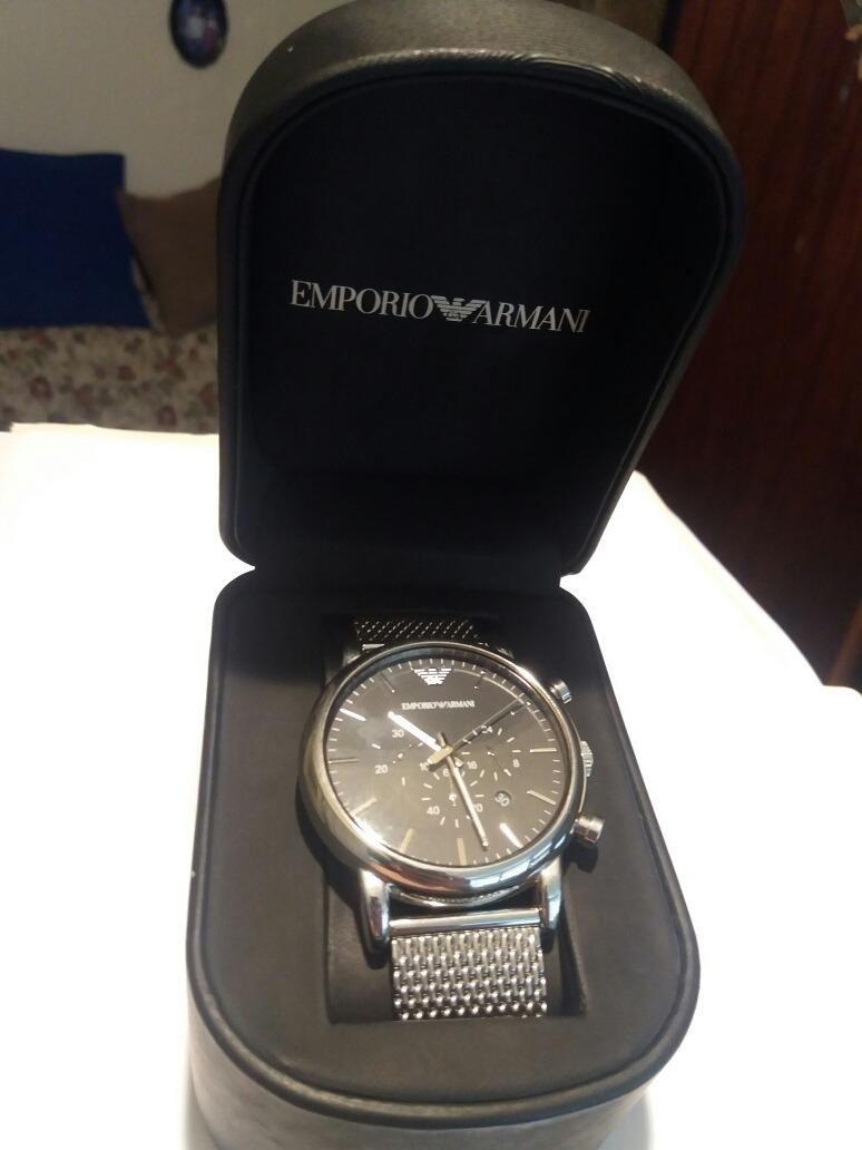 05c1cc27070 reloj emporio armani modelo ar1808 como nuevo. Cargando zoom.