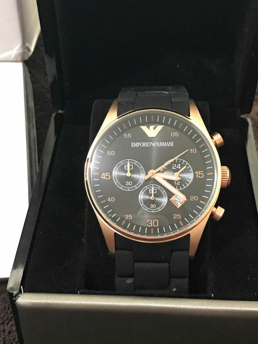 6fbb2c1ea828 reloj emporio armani modelo ar5905 para hombre 100% original. Cargando zoom.