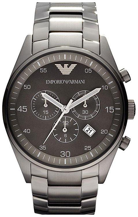 86349b5d9161 Reloj Emporio Armani Para Hombre Ar5964 En Acero Inoxidable ...