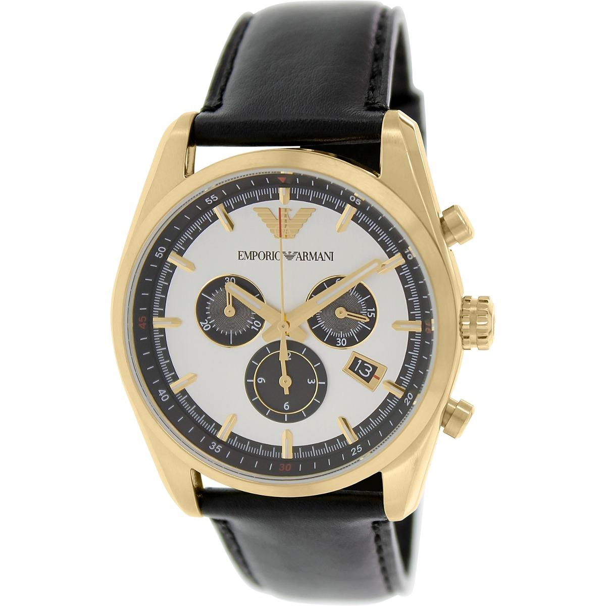 b8473a3b6308 Reloj Emporio Armani Para Hombre Ar6006 Deportivo Con -   1.387.550 ...
