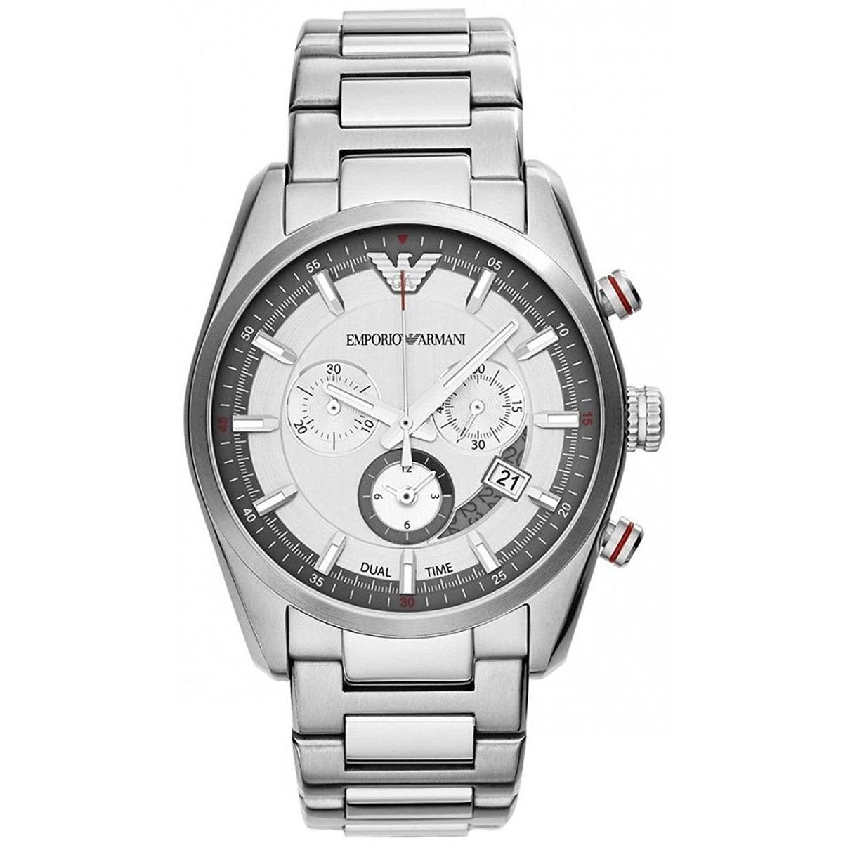 a53f6bd9c9d0 reloj emporio armani para hombre ar6036 deportivo 42.5mm. Cargando zoom.