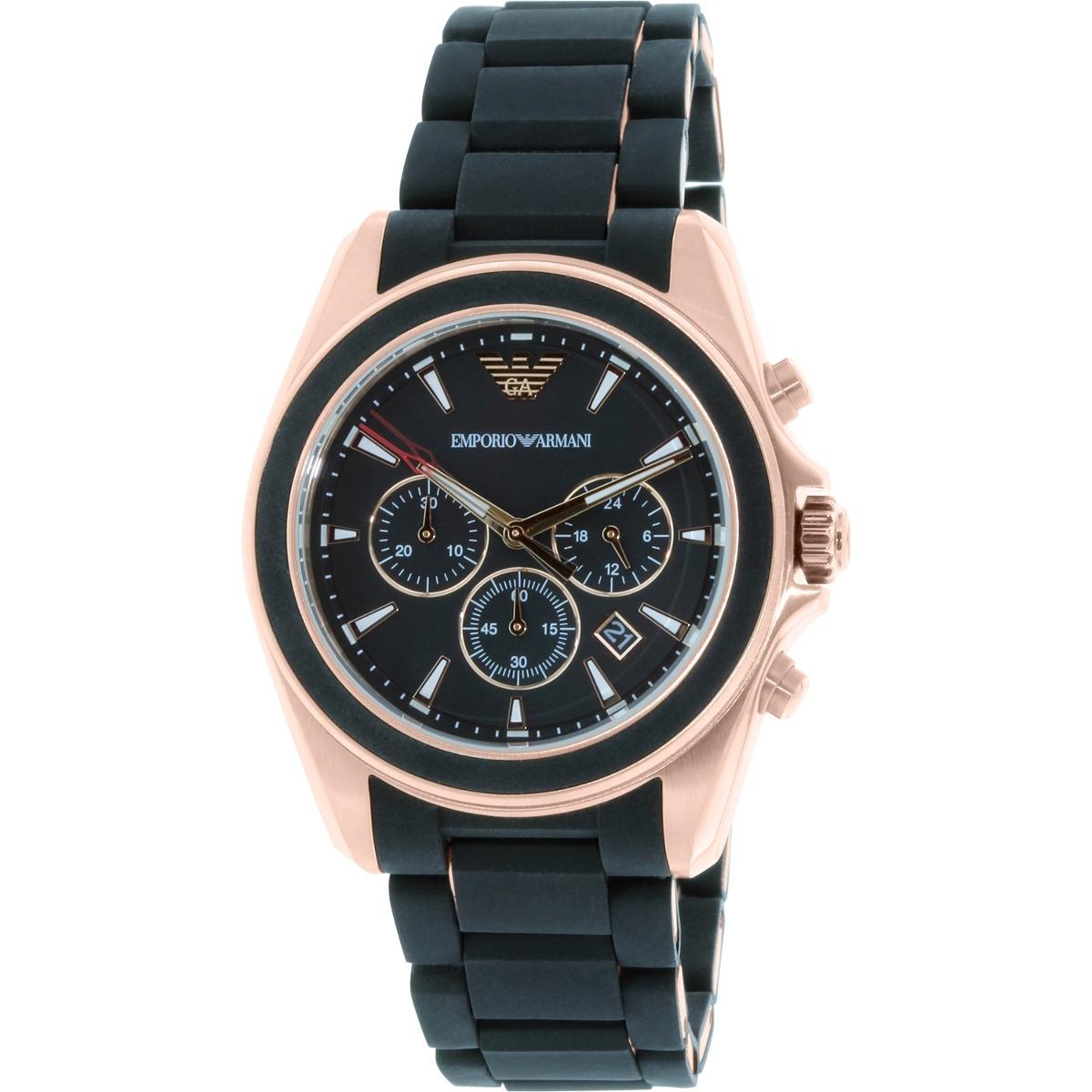 d8f2bf0840b5 Reloj Emporio Armani Para Hombre Ar6066 Con Correa De -   1.233.550 ...