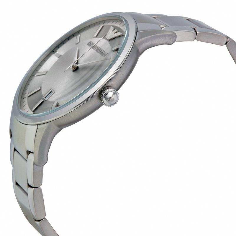 1b5c3eb7da5f reloj emporio armani renato ar2478 acero original e-watch. Cargando zoom.