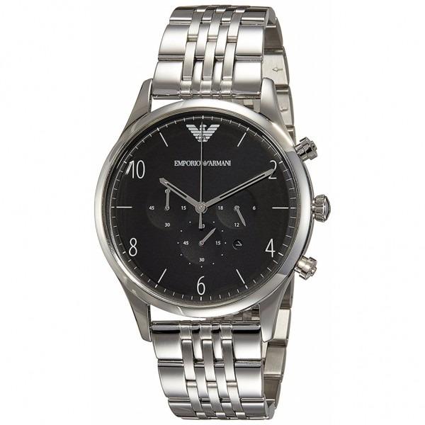c7a0e2629a9c Reloj Emporio Armani Stainless Steel Mens Watch Ar1863 Nuevo ...