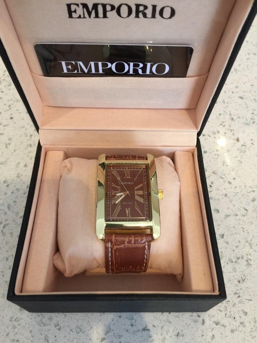 52f2b9a4304d reloj emporio moda italiana. Cargando zoom.