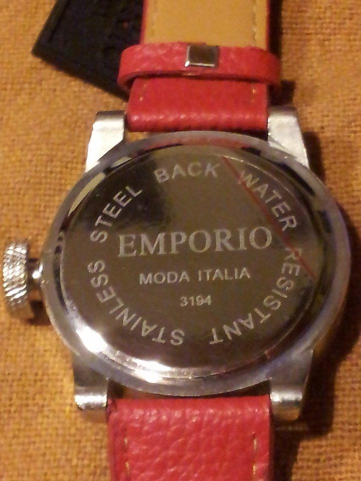 adbfb6c45c15 Reloj Emporio Moda Italiana