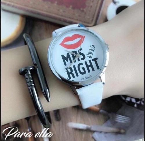 reloj en pareja dúo oferta amor y amistad