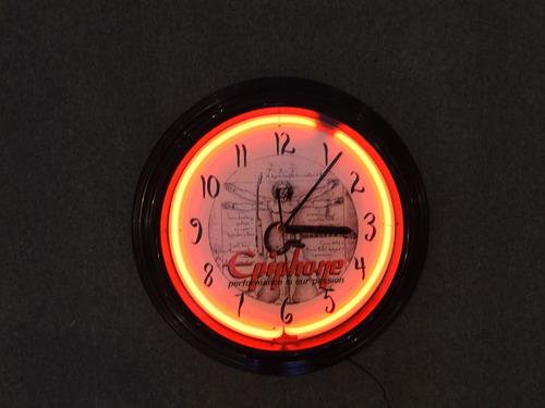 reloj epiphone de pared. envio gratis